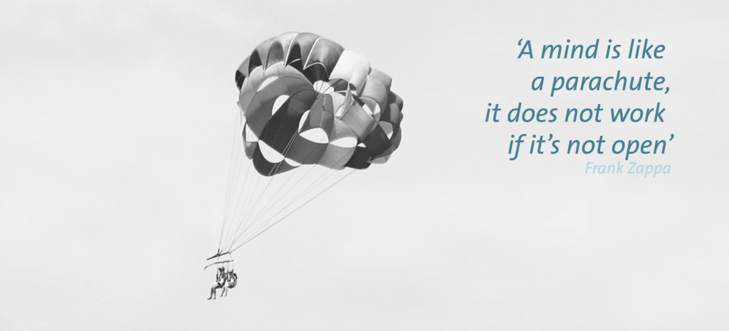 parachute quote Yumen Coaching